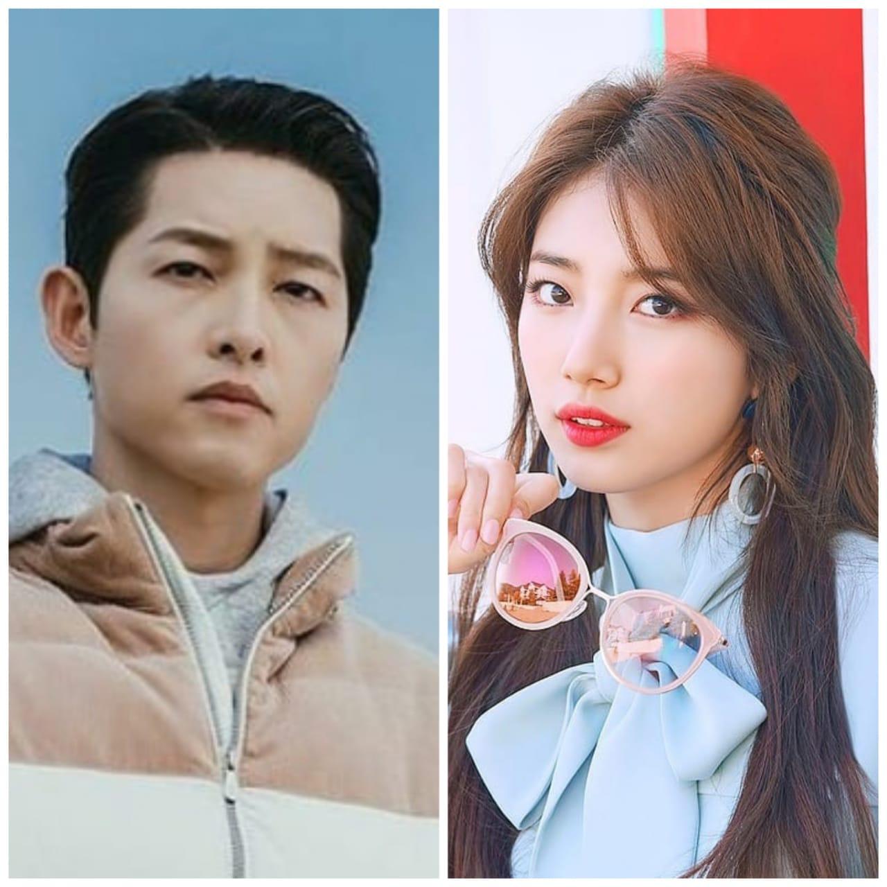 Song Joong Ki Bakal Main Bareng Bae Suzy dalam Drama Terbaru, Benarkah?