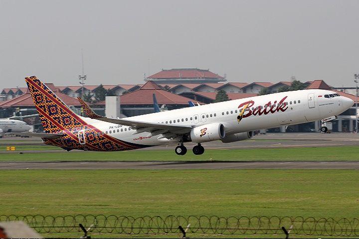 Pesawat Batik Air Mengalami Kecelakaan Kecil di Bali dengan Membawa 119 Penumpang