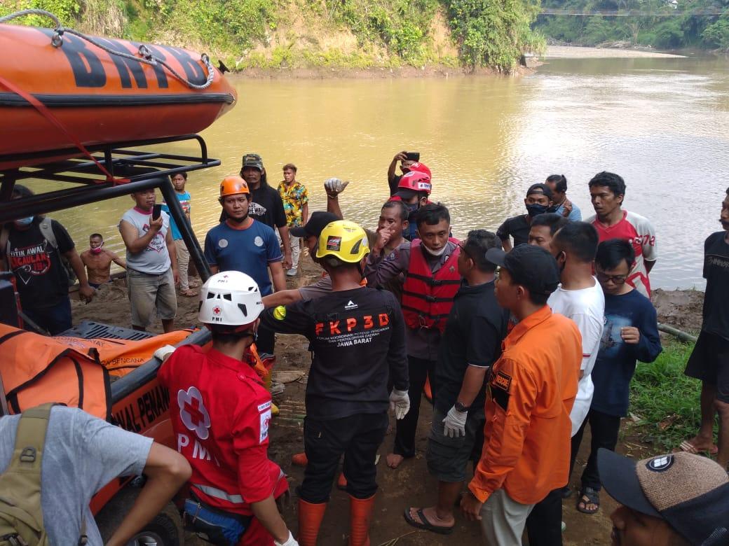 Warga Banjar Dihebohkan Penemuan Mayat Perempuan di Sungai Citanduy