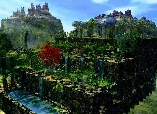 Misteri Taman Tergantung di Babylon