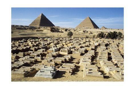 250 Kuburan Mesir Purba Ditemukan