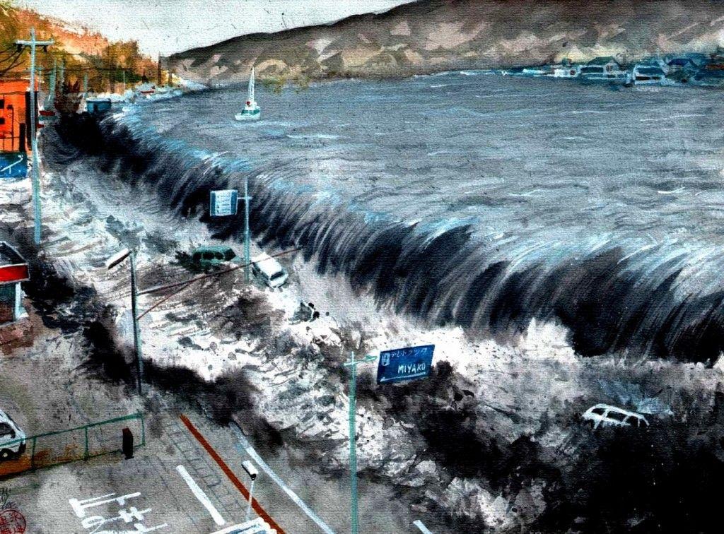 Waspada, 3 Ramalan BMKG Terbaru, Ada Tsunami 29 Meter Hingga Cuaca Extream