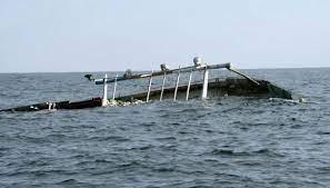 Dihantam Ombak Besar, Perahu Nelayan Cedok di Pangandaran Hancur
