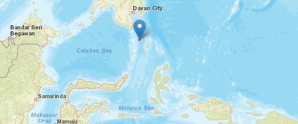 Gempa Berkekuatan 5,2 Magnitudo Guncang  Melonguane Sulut, Waspada Gempa Susulan