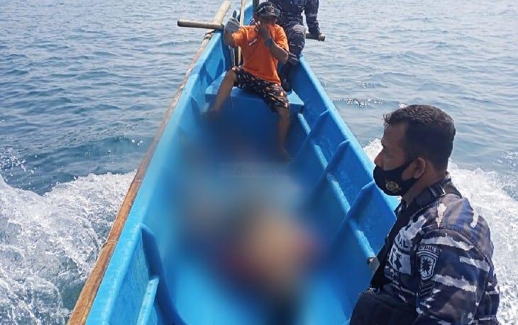 UPDATE : Tim SAR Kembali Temukan Satu Korban Nelayan yang Tenggelam