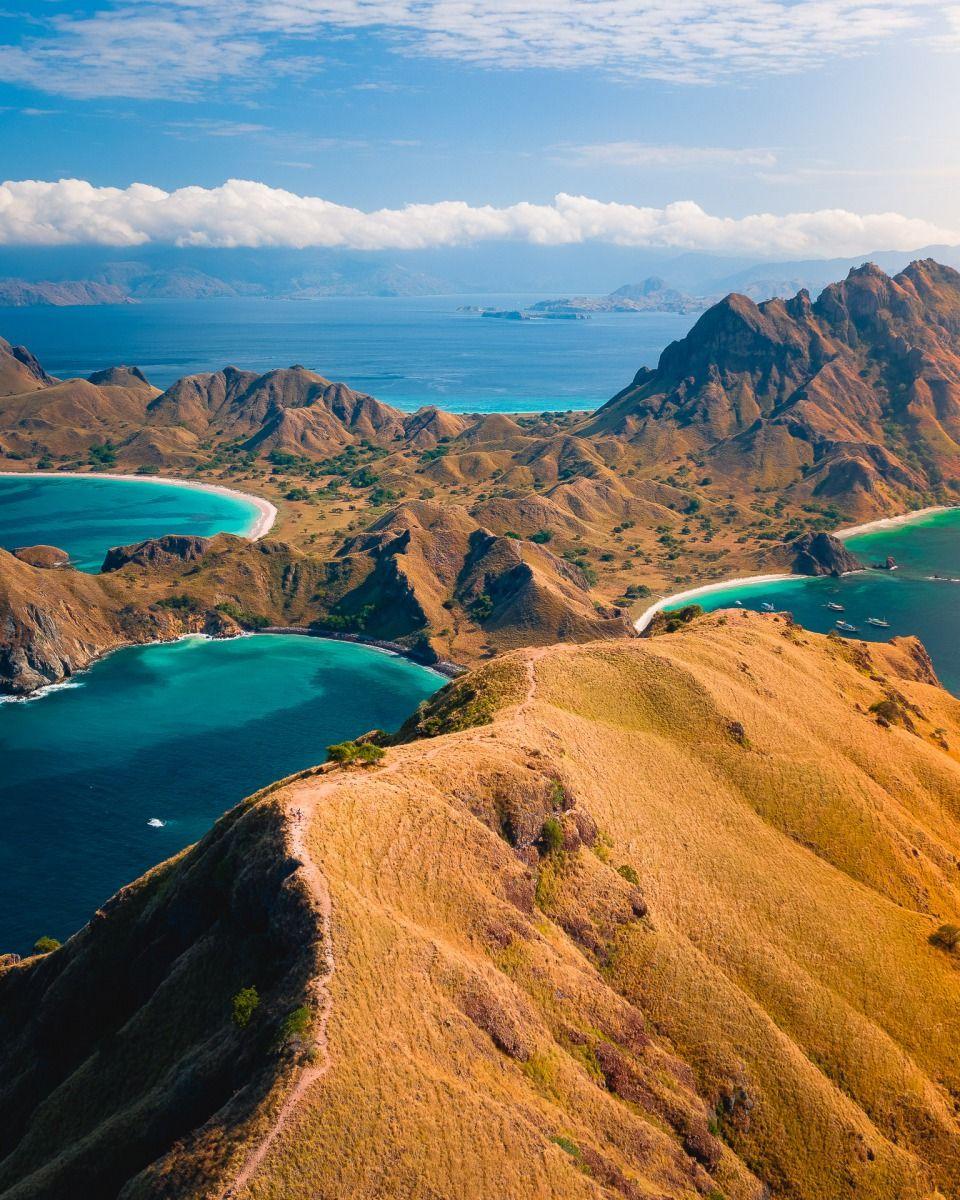 Tempat Wisata, Labuan Bajo di Nusa Tenggara Timur