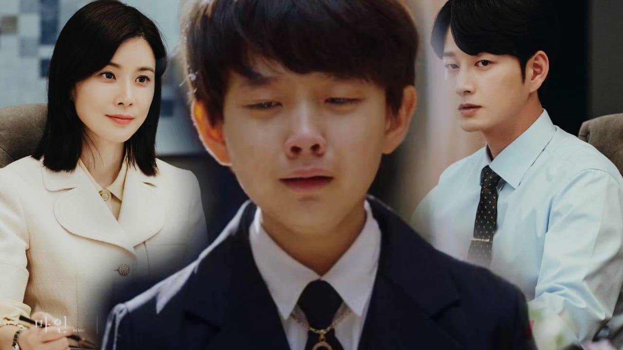 Link Streaming Drama Korea Mine Episode 9 Sub Indo, Kekuatan Dalam Diri Wanita