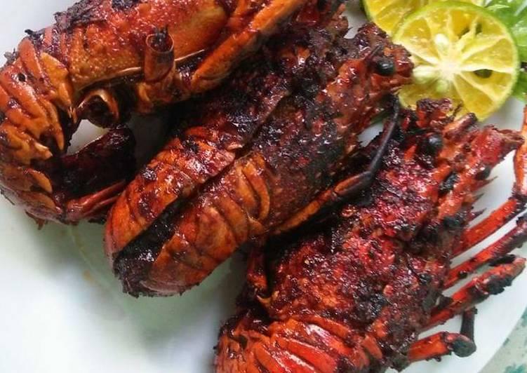 Resep Masakan, Lobster Bakar Saus Madu Mantap Bikin Ketagihan