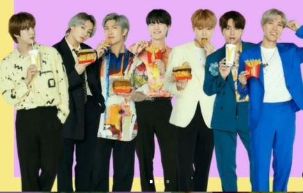 Serba-Serbi BTS Meals di Indonesia, Order dan Merchandise Spesial