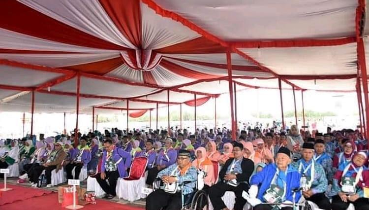 758 Calon Jemaah Haji Asal Kabupaten Pangandaran Gagal Berangkat