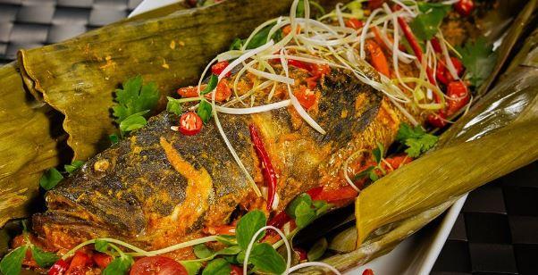 Resep Masakan, Cara Membuat Pepes Ikan Kerapu Pedas Bikin Susah Move On