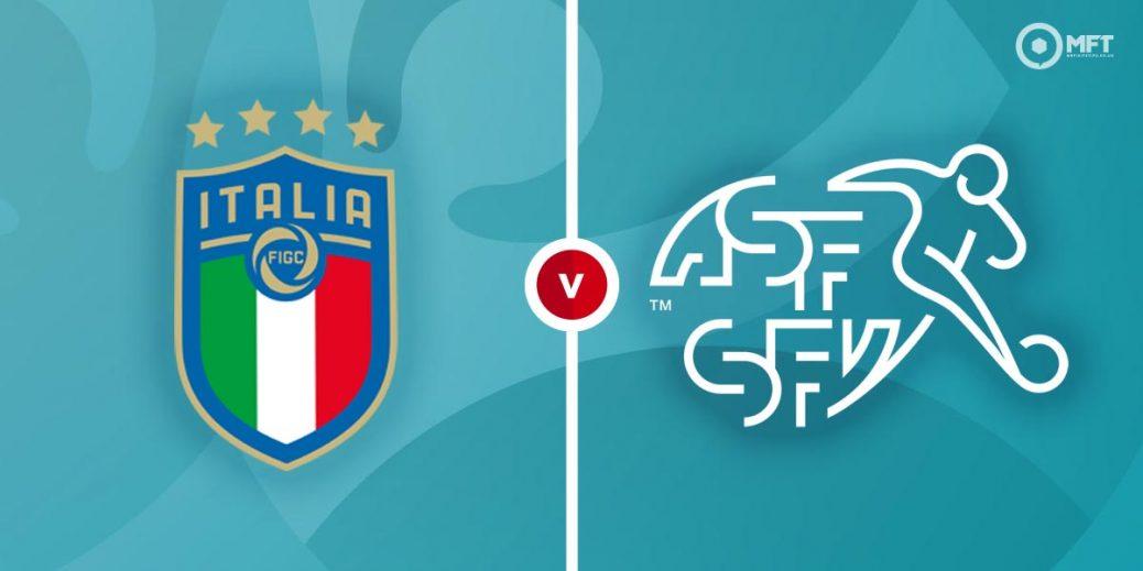 Link Live Streaming EURO 2020, Italia vs Swiss di Stadion Olimpico,Berapa Prediksimu?