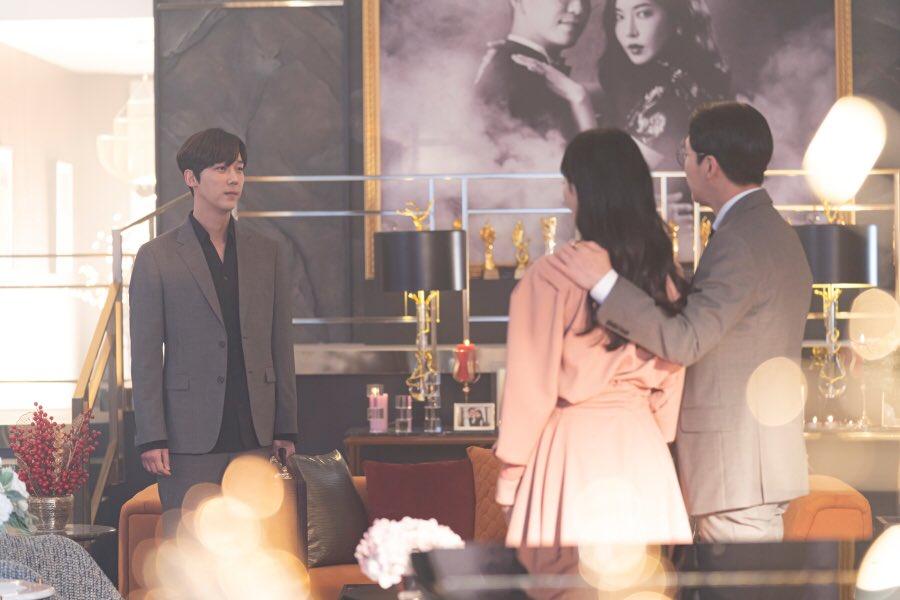 Link Streaming Korean Drama Penthouse 3 Episode 3 English Sub, Logan Lee and Betrayal