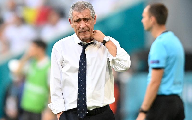 Hasil Euro 2020: Santos Bertanggung Jawab Atas Kekalahan Portugal dari Jerman dengan Skor 2-4