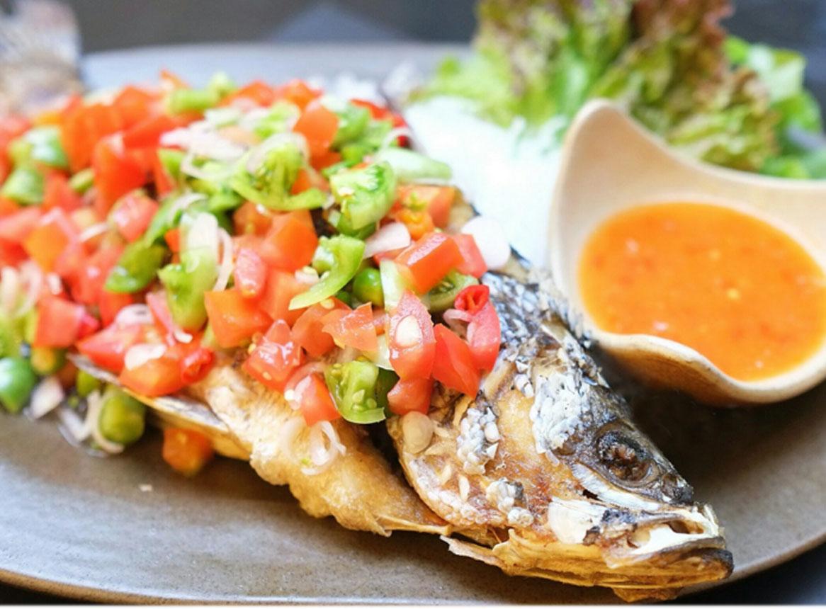 Resep Masakan, Cara Membuat Ikan Kerapu Sambal Dabu-dabu Sederhana Penggugah Selera