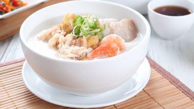 Resep Masakan, Cara Membuat Bubur Seafood Sederhana Bikin Ketagihan