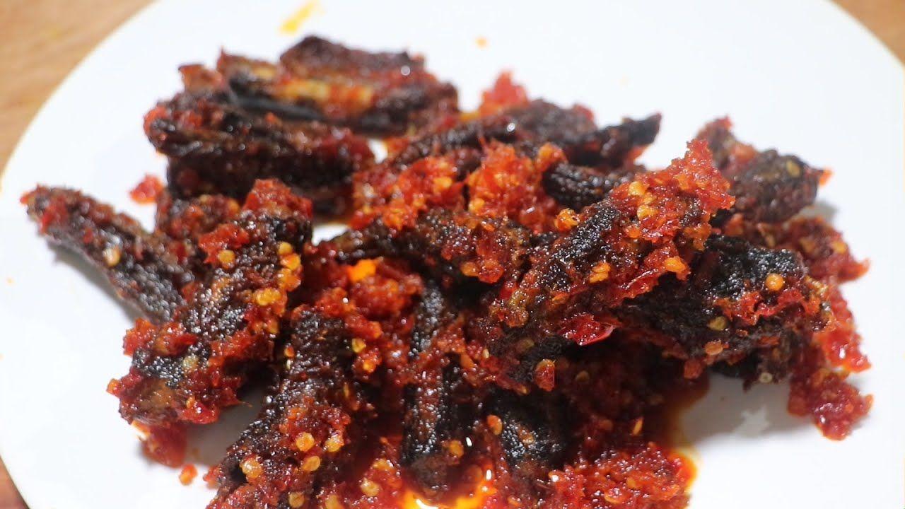 Resep Masakan, Cara Membuat Belut Balado Pedas Manis Sederhana Menggoyang Lidah