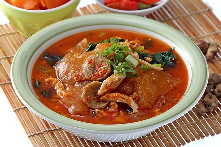 Asal-usul dan Cara Membuat Seblak Bandung, Makanan Pedas Sejuta Umat