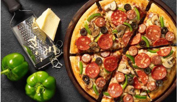 Resep Makanan, Cara Membuat Pizza Teflon Praktis dan Sederhana Anti Gagal