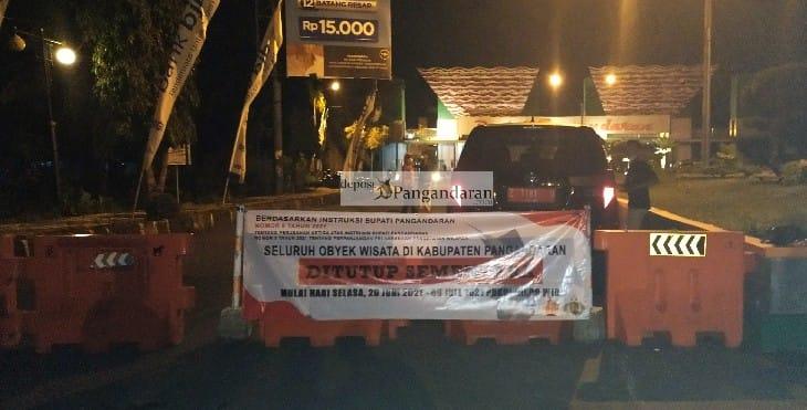 Meskipun Objek Wisata Pangandaran Ditutup, Wisatawan Asal Bogor Masih Bisa Booking Hotel?