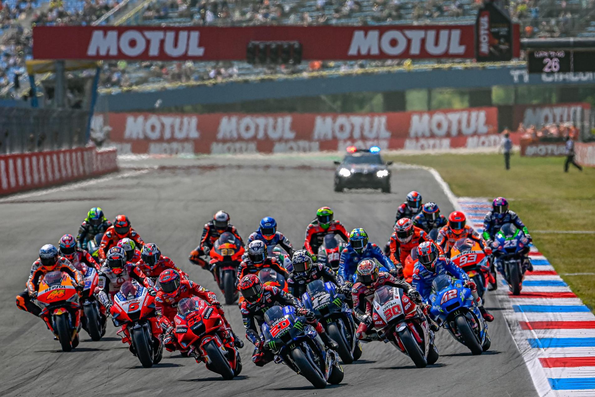 MotoGP News - Kandidat Calon Juara MotoGP 2021, Marc Marquez Termasuk?