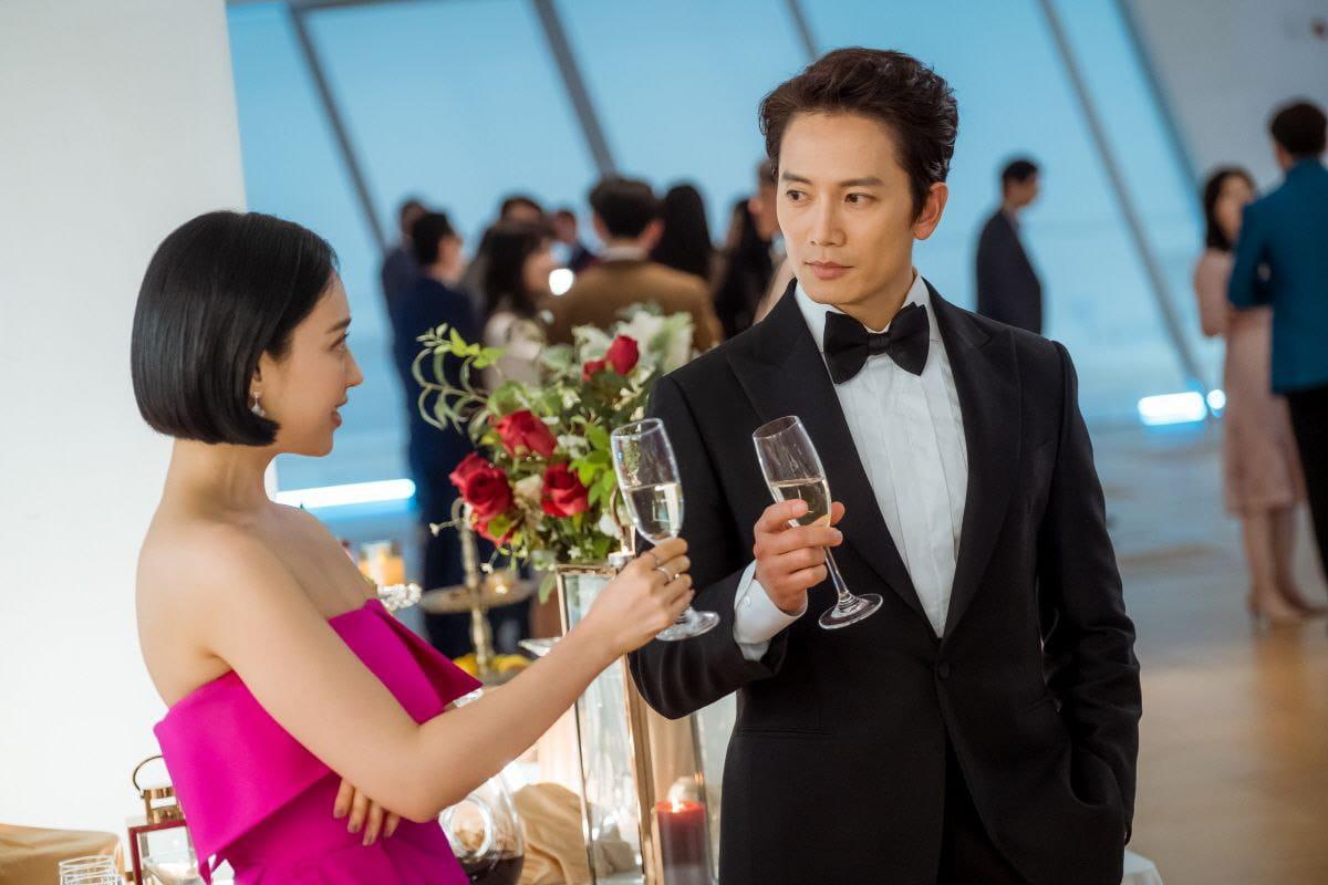 Drama Korea The Devil Judge Episode 1 Sub Indo, Hakim Iblis dan Perempuan  yang Licik