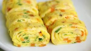 Resep Masakan, Cara Memebuat Omelet Jepang Sederhana yang Bikin Ketagihan