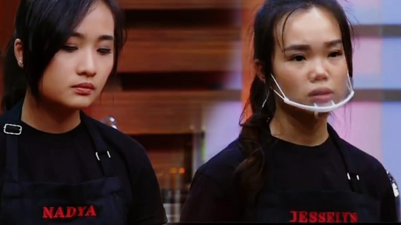 Duel Sadis Jesselyn dan Nadya Belum Antarkan Mereka ke 10 Besar Master Chef Season 8