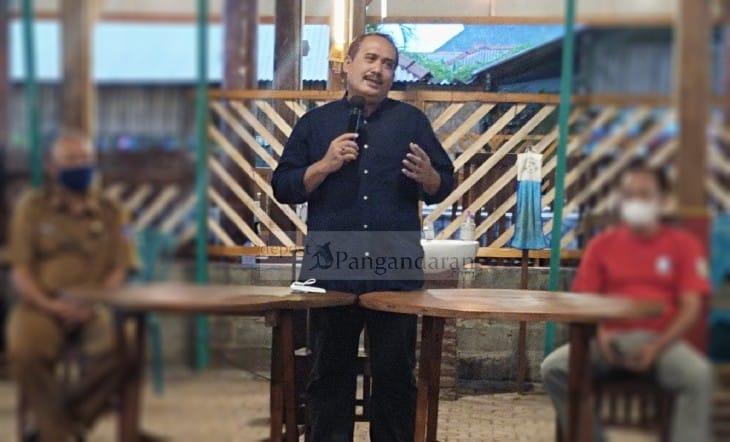 Kepala Desa Langgar Prokes, Bupati Jeje Akan Beri Sanksi Tegas Pencopotan Jabatan