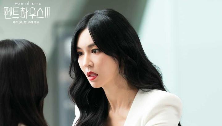 Korean Drama The Penthouse 3 Episode 7 English Sub, Curse for Joo Dan Tae