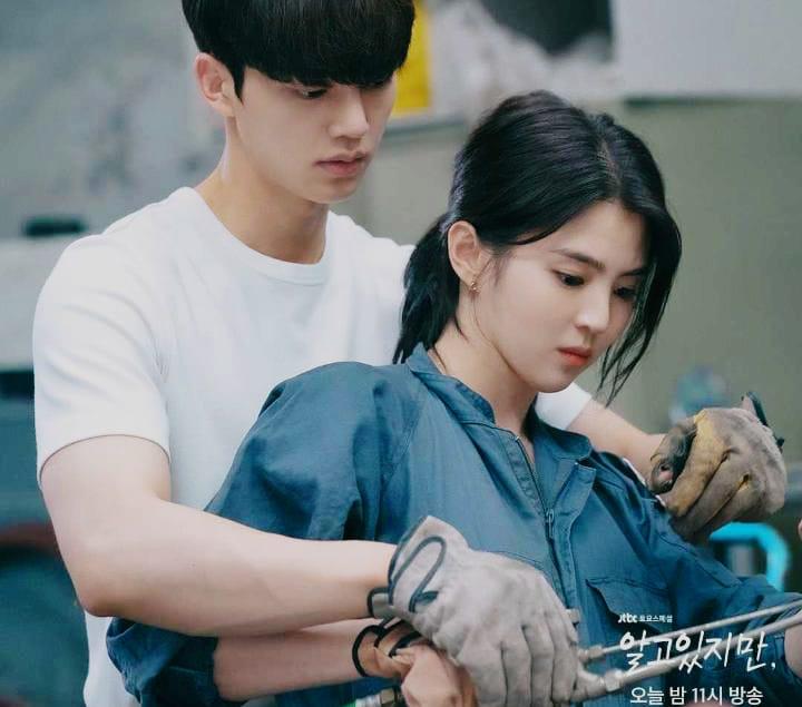 Drama Korea Nevertheless Episode 5 Sub Indo 19+, Aroma Kerinduan yang Tak Bisa Padam