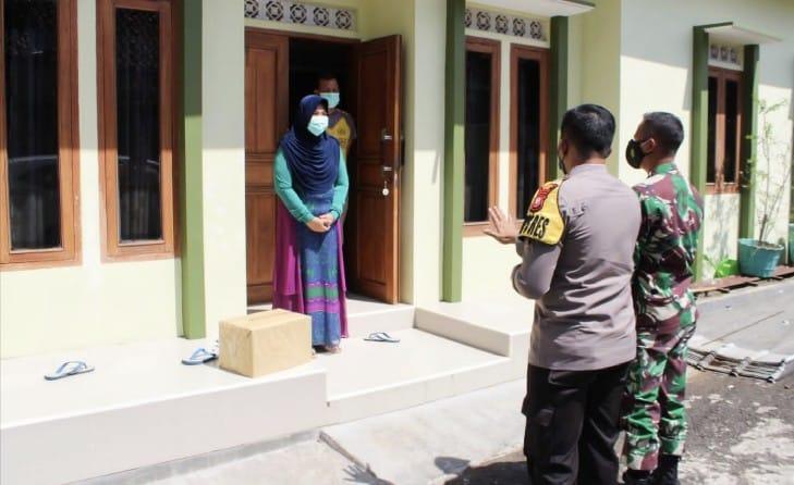 BPBD Pangandaran Sebut Bantuan Untuk Warga Isoman Diganti Paket Bahan Makanan