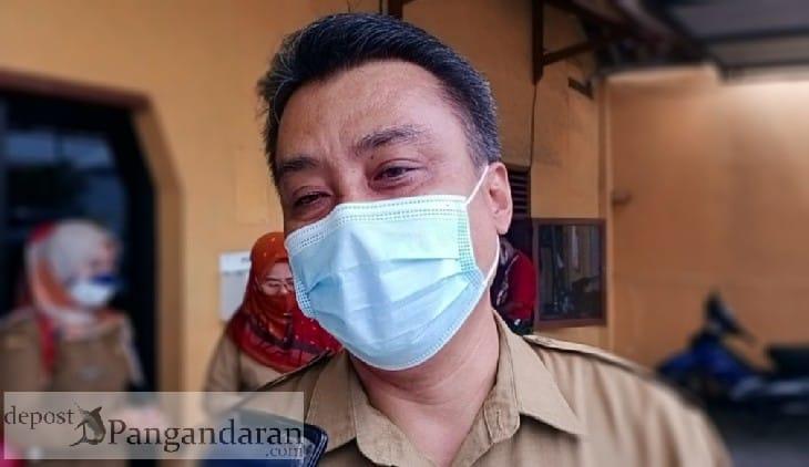 Ketua DPD PPNI : Sebut Perawat yang Terpapar di Pangandaran Tercatat Sebanyak 110 Orang