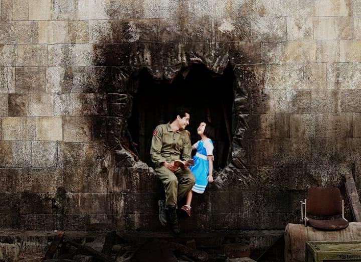 Film Korea  Ayla The Daughter of War sub Indo, Kisah Tentara Turki yang Menjaga Gadis Kecil dalam Perang