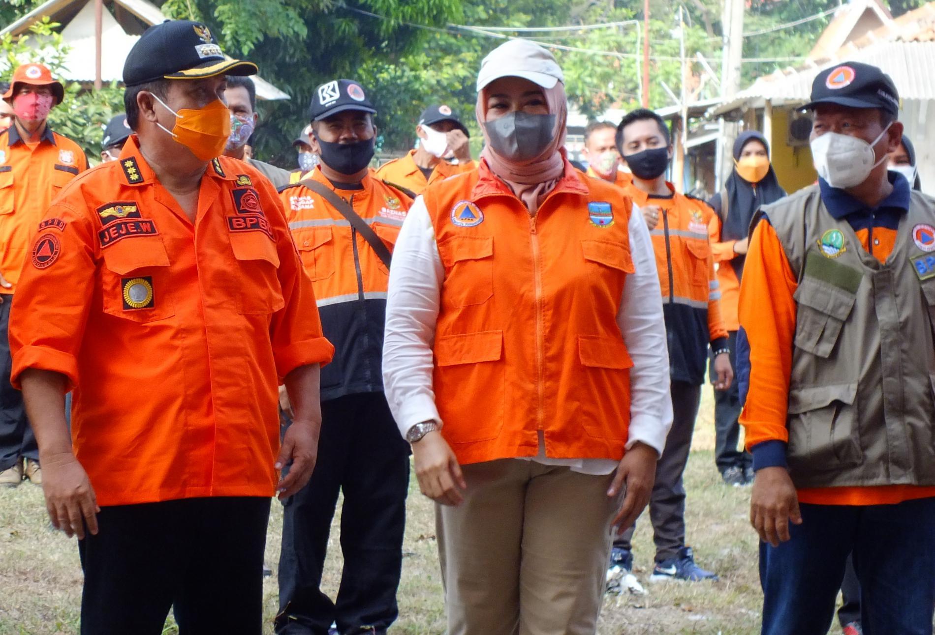 Setiap Tanggal 26, BPBD Pangandaran Gelar Simulasi Evakuasi Tsunami
