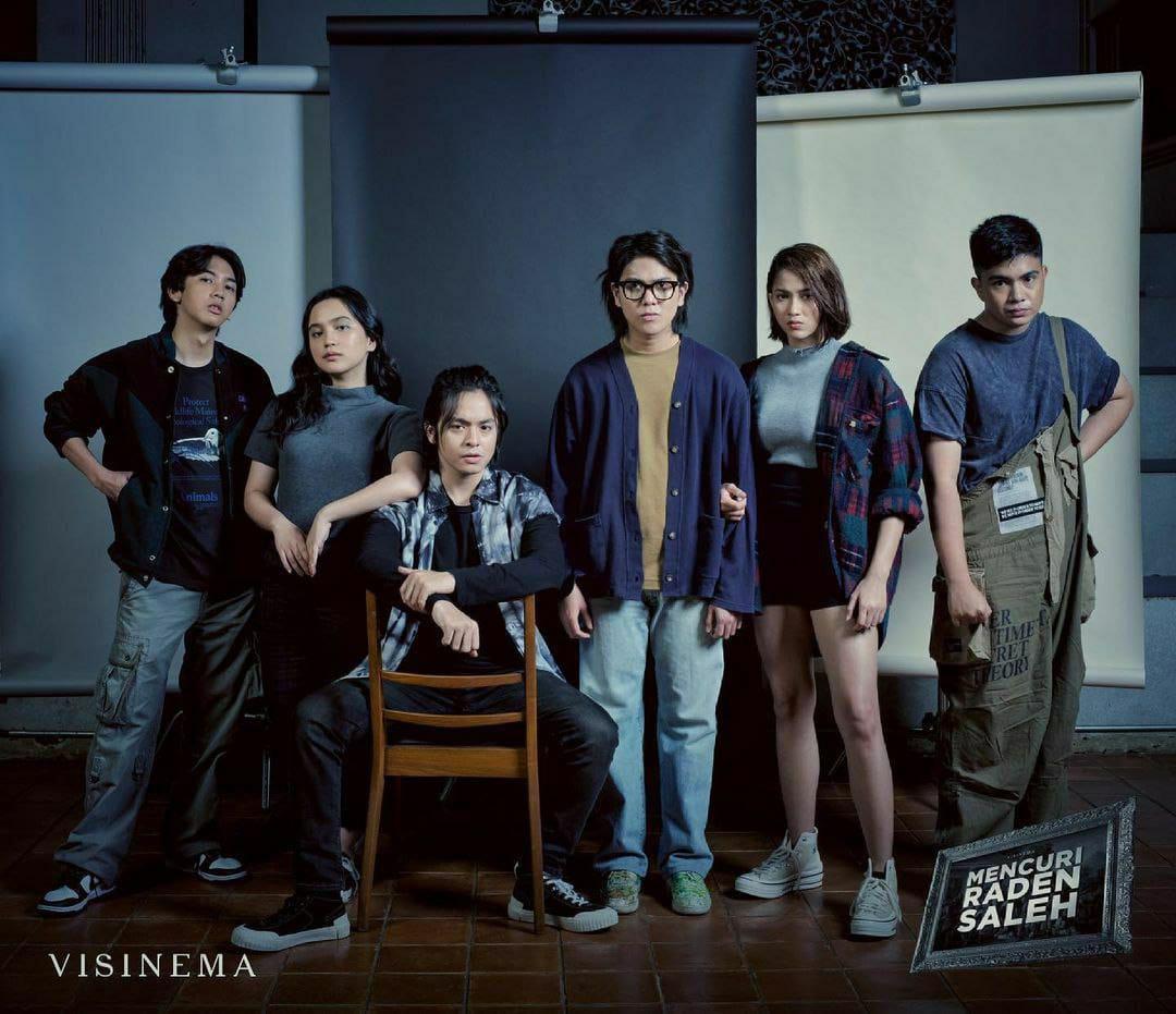 Film Mencuri Raden Shaleh 2021, Kisah 6 Pemuda Pencuri Lukisan di Istana Presiden