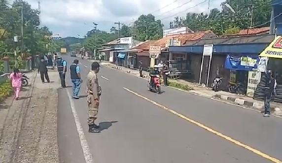 Kena Denda Rp 20 Ribu Lantaran Tidak Pakai Masker, Pengendara di Pangandaran Mengamuk