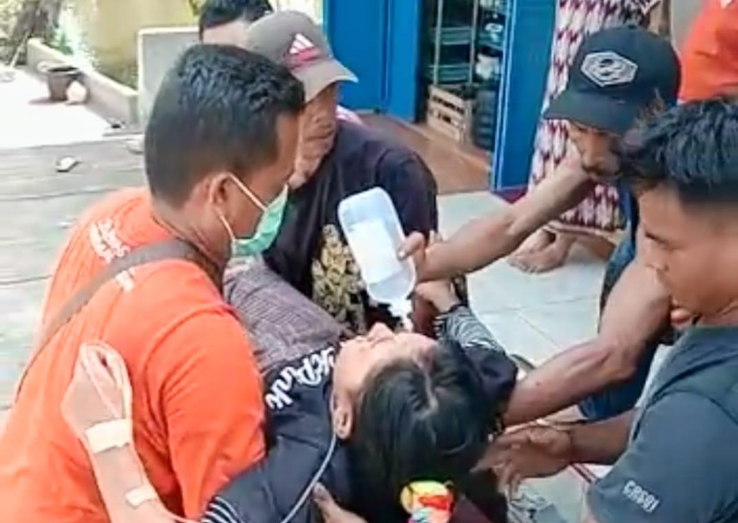 Seorang Pelajar di Pangandaran Dilarikan ke Puskesmas Usai Mengikuti Vaksin