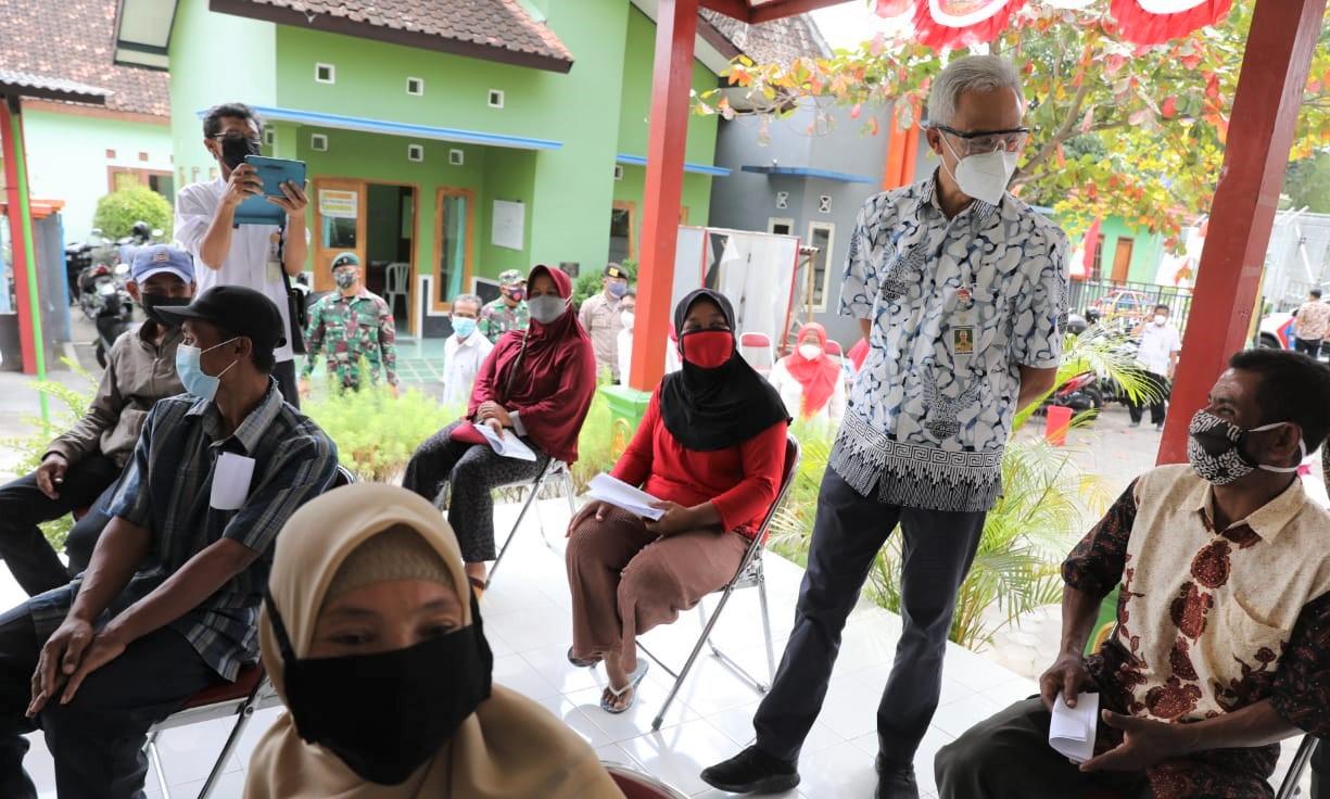 Hebat! Buruh Tani di Klaten Kembalikan Uang BST, Petani : Saya Tidak Mau Terima Bantuan Dua Kali