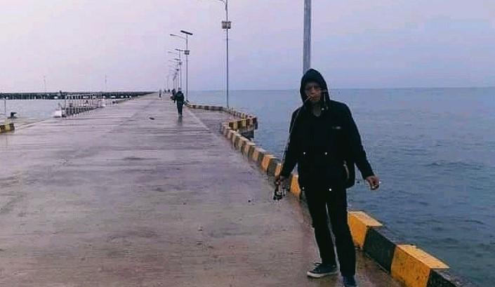 Pelabuhan Bojongsalawe Pangandaran Belum Operasi, Warga Manfaatkan Jadi Lokasi Mancing dan Swafoto
