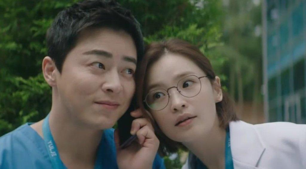 Drama Korea Hospital Playlist 2 Episode 7 Sub Indo, Menyembunyikan Perasaan itu Sulit