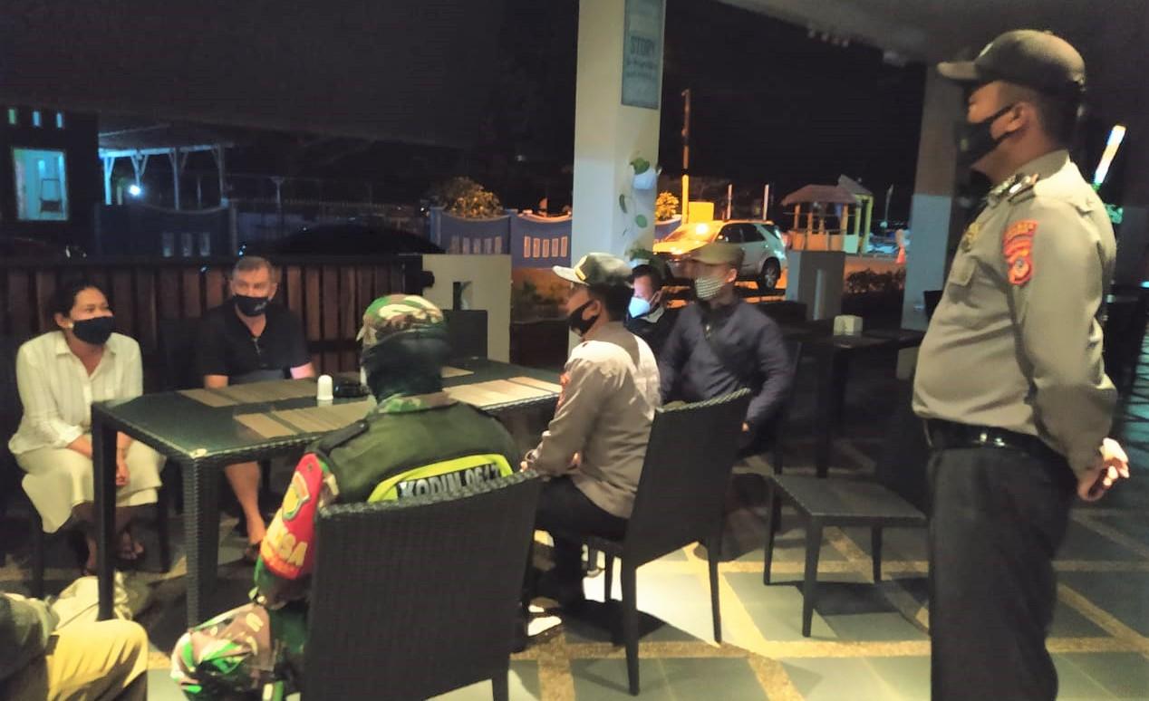 Duh.! Hotel di Objek Wisata Batukaras Nekat Masukan Tamu Bermotor Gede di Masa PPKM
