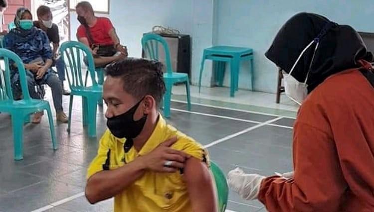 Inilah Desa di Empat Kecamatan yang Jadi Target Percepatan Vaksinasi di Pangandaran