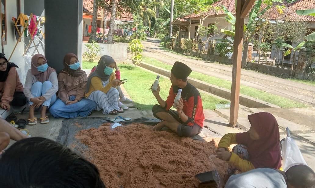 Bermodalkan Rp 25 Ribu, Santri Pembudidaya Jamur Tiram di Pangandaran Bisa Raup Omzet Jutaan