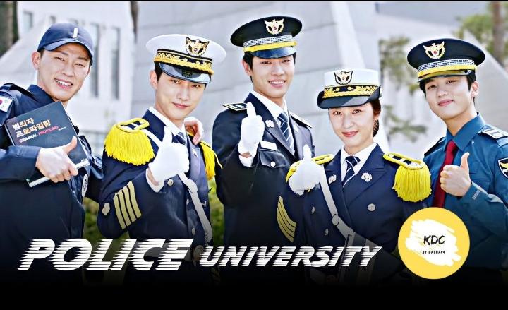 Drama Korea Police University Episode 1 Sub Indo, Akademi Kepolisan Sebagai Impian