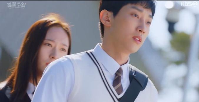 Drama Korea Police University Episode 2 Sub Indo, Ketidakadilan yang Nyata