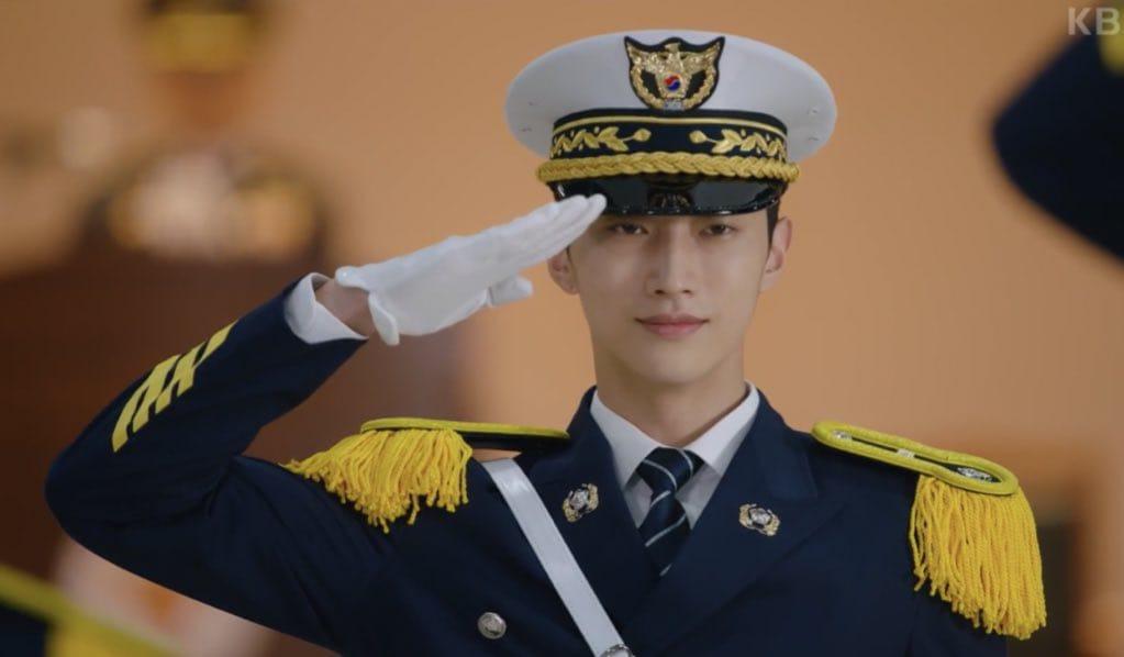 Drama Korea Police University Episode 3 Sub Indo, Pemenang atau Pecundang