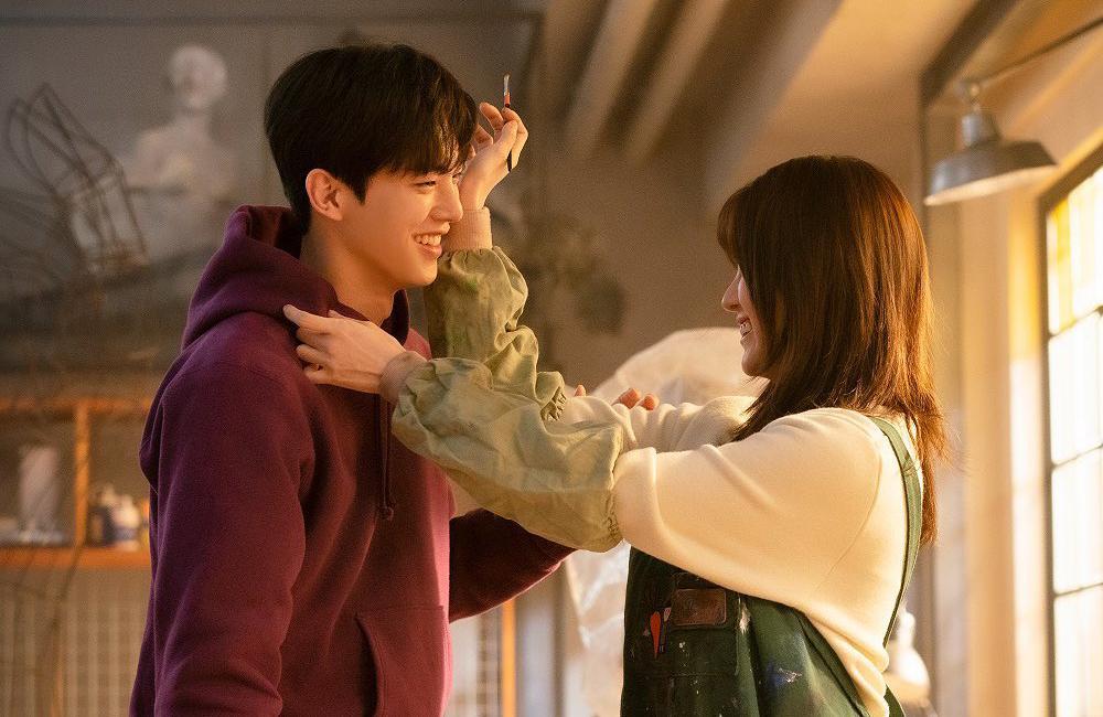 Link Streaming Drama Korea Nevertheless Episode 10 End Sub Indo 19+, Cinta yang Mendebarkan