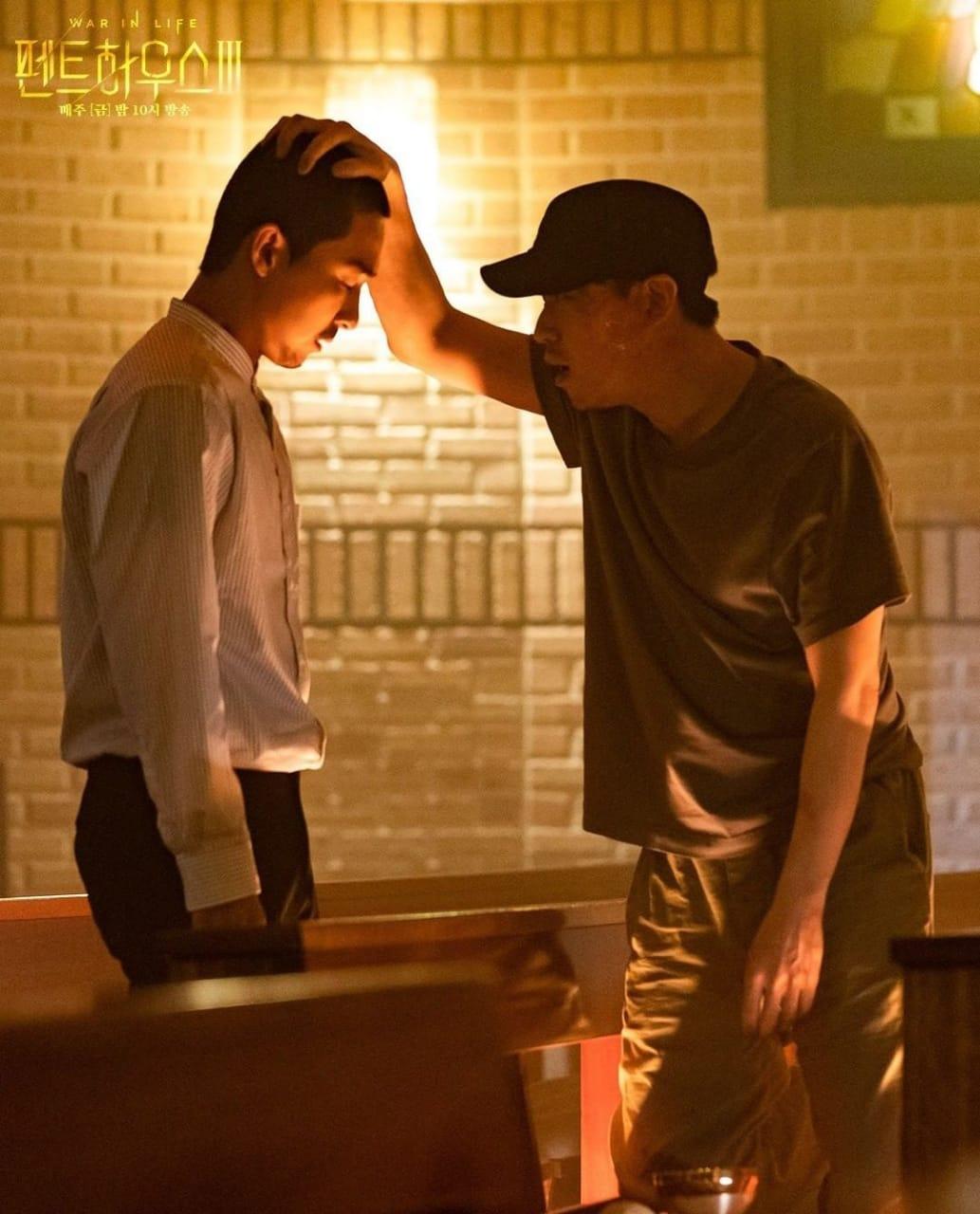 Link Streaming Drama Korea Penthouse 3 Episode 12 Sub Indo, Joo Dan Tae Kembali, Logan dan Sim Su Ryeon Menikah
