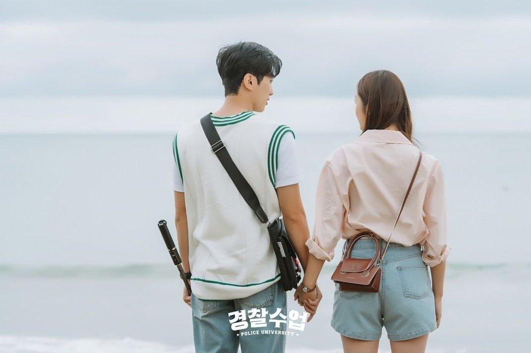 Drama Korea Police University Episode 11 Sub Indo, Kencan Hangat dan Bahaya yang Mengintai